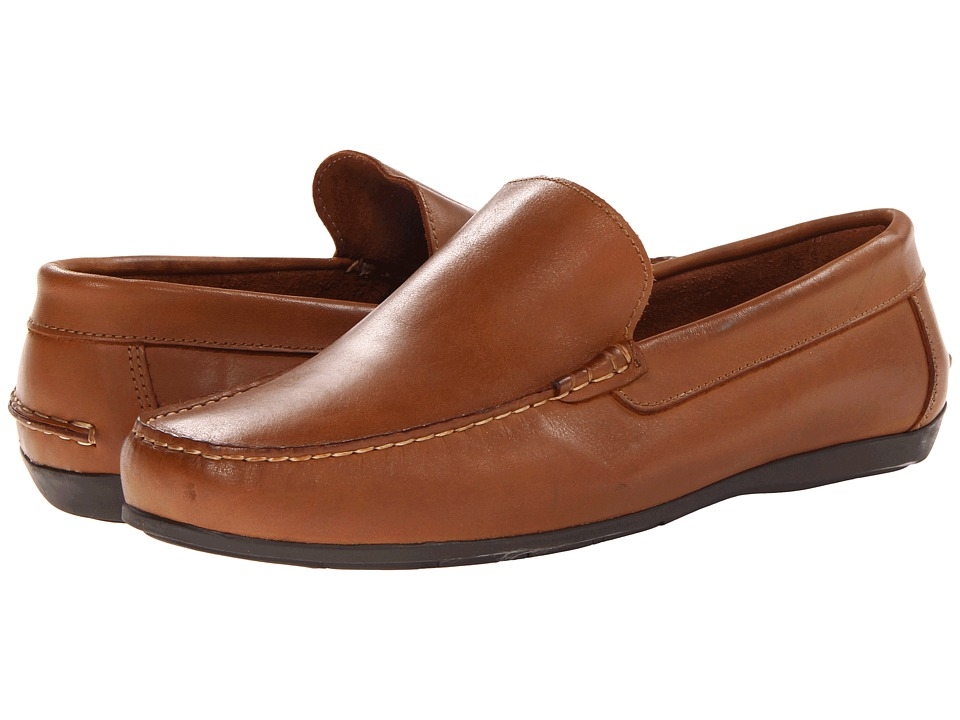 Florsheim Jasper Venetian Slip-On (Cognac Smooth) Men