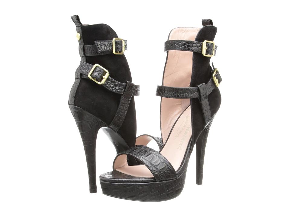 Vivienne Westwood - Maya (Black/Black) High Heels