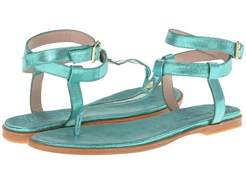 Vivienne Westwood - Mary (Aqua Nude) Women's Sandals