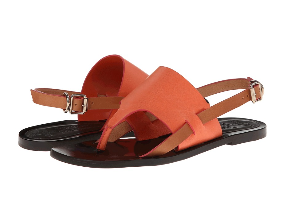 Vivienne Westwood - Two-Tone Sandals (Apricot) Women