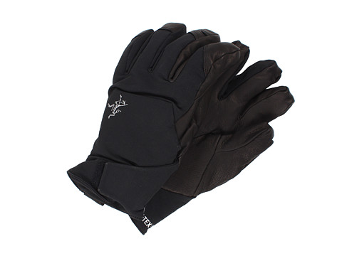 Arc'teryx - Zenta LT Glove (Black) Extreme Cold Weather Gloves