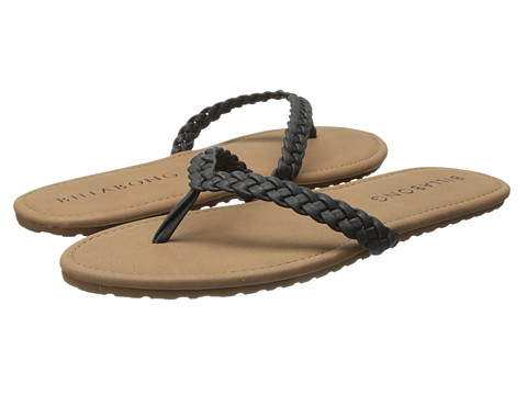 Billabong - Braidy (Black) Women's Sandals