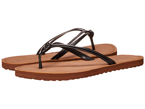 Billabong - Saddleback (Black 1) Women's Sandals