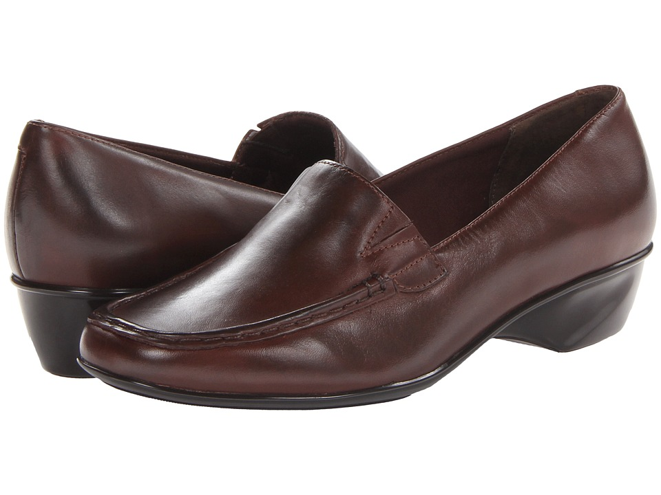 Walking Cradles - Terrace (Tobacco Cashmere Leather) Women's Shoes
