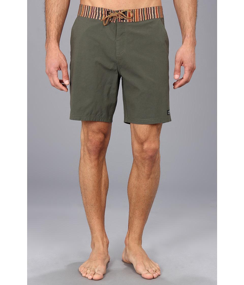 DC - Moonshadow Walkshort (Pinecone) Men's Shorts