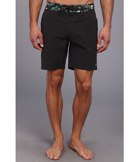 DC - Moonshadow Walkshort (Pirate Black) Men's Shorts