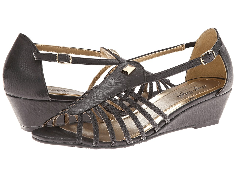 Soft Style - Eleni (Black) Women's Sandals