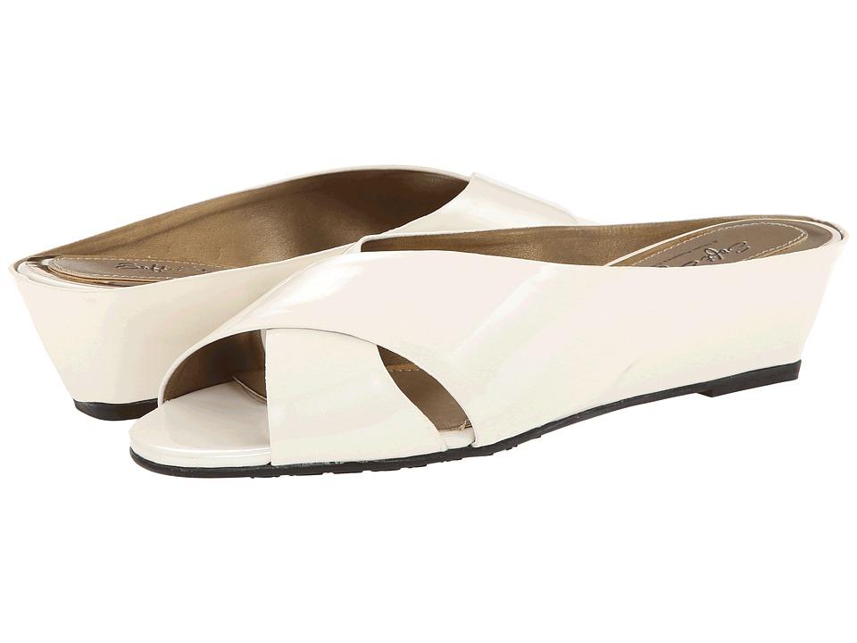Soft Style - Elida (White) Women's Shoes