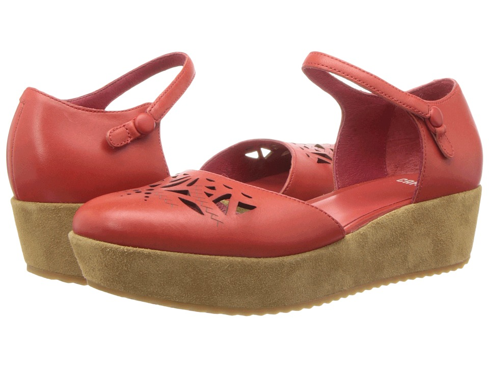 Camper - Laika 21906 (Medium Red) Women's Shoes