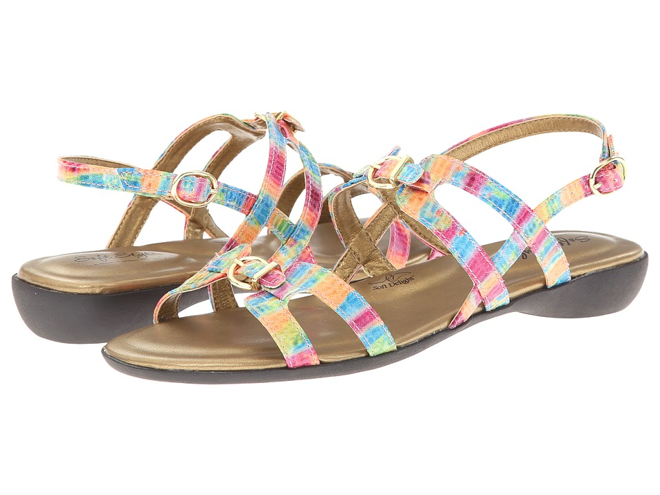 Soft Style - Votive (Rainbow) Women's Sandals