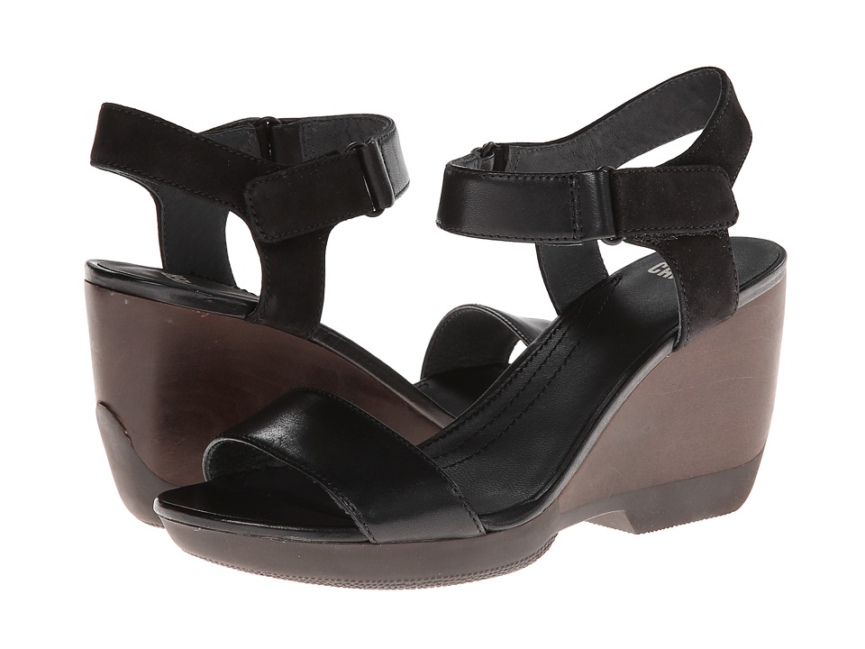 Camper - Laura 21945 (Black) Women's Shoes