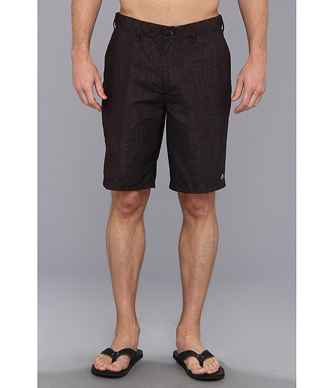DC - Worker Hybrid Short (Black) Men's Shorts