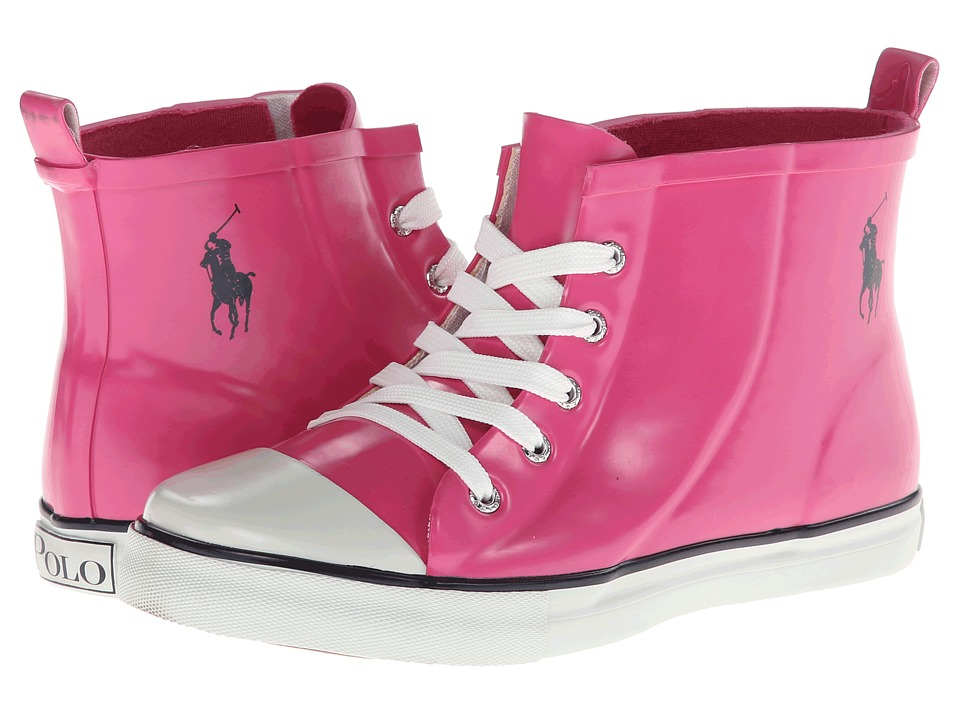 Polo Ralph Lauren Kids - Bal Harbour Rain (Little Kid) (Fuchsia Rubber) Girl's Shoes