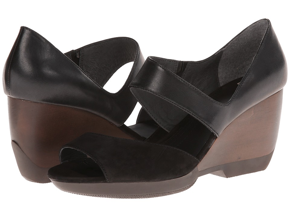 Camper - Laura 21946 (Black) Women's Shoes