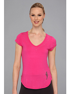 SALE! $17.99 - Save $18 on Betsey Johnson Rayon Knit Tee (Think Pink) Apparel - 50.03% OFF $36.00