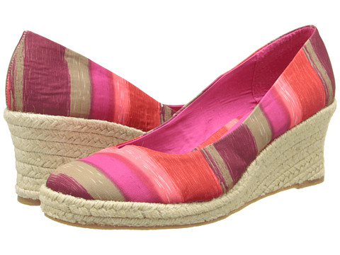 Soft Style - Feri (Red/Fuchsia Multi Stripe) Women