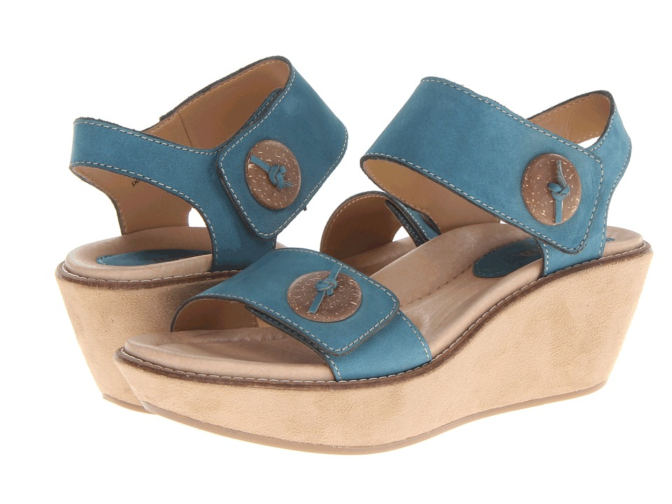 Earth - Fauna (Royal Blue Soft Nubuck) Women
