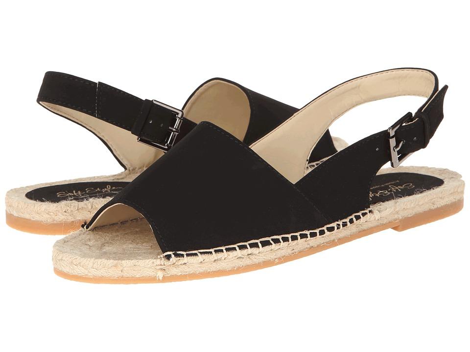 Soft Style - Leah (Black) Women's Sandals