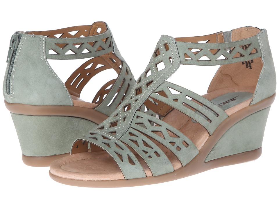 Earth - Petal (Fern Suede) Women's Wedge Shoes