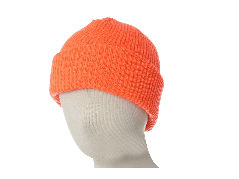 Hurley - Shipshape Beanie (Neon Orange) Beanies