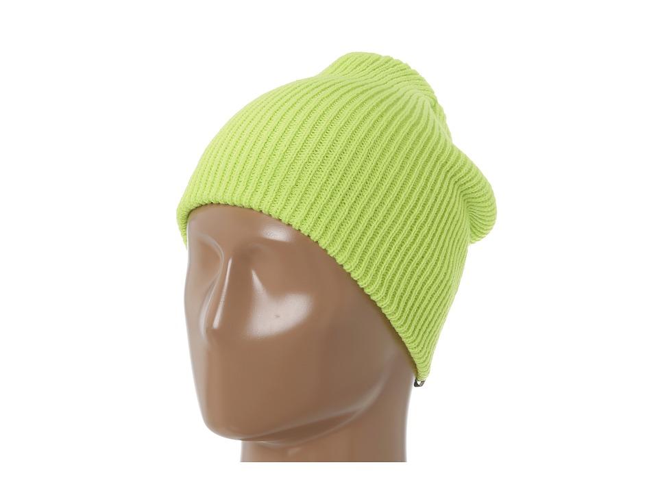 Hurley - Shipshape Beanie (Neon Yellow) Beanies