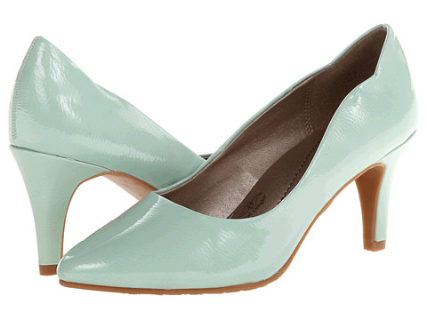 Soft Style - Rosalyn (Aqua) High Heels