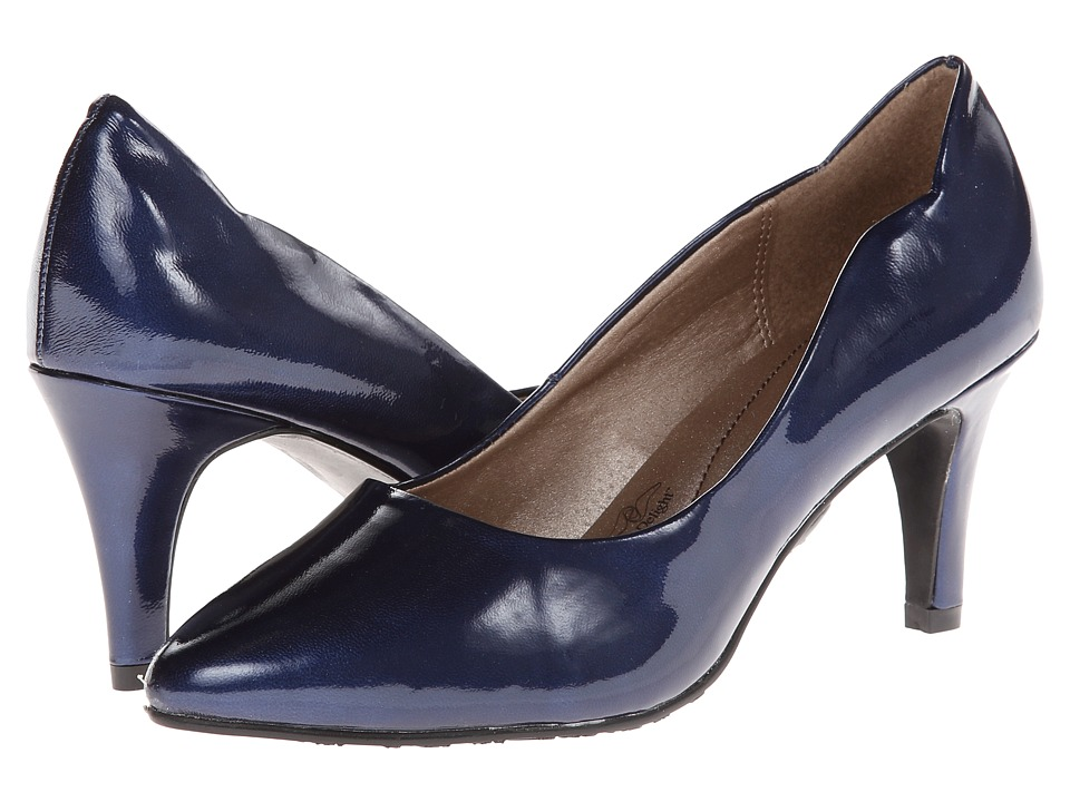 Soft Style - Rosalyn (Navy) High Heels