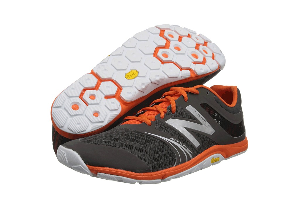 New Balance - MX20v3 (Grey/Orange) Men's Cross Training Shoes