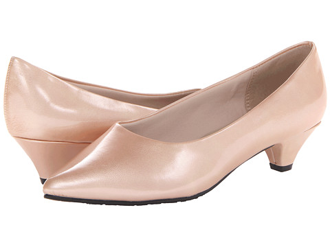 Soft Style - Alesia (Nude Cloud Patent) Women's 1-2 inch heel Shoes