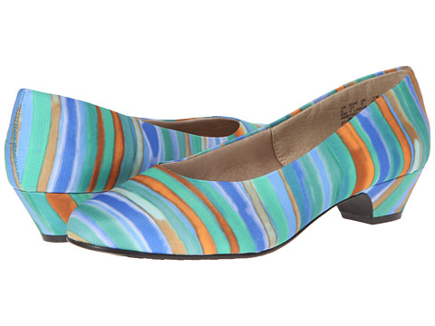 Soft Style - Angel II (Blue Green) Women's 1-2 inch heel Shoes