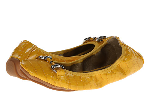 Soft Style - Mattie (Yellow) Women's Shoes