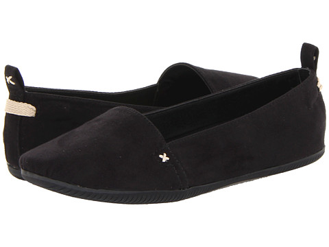 MIA - Harry (Black Nova Suede) Women's Flat Shoes