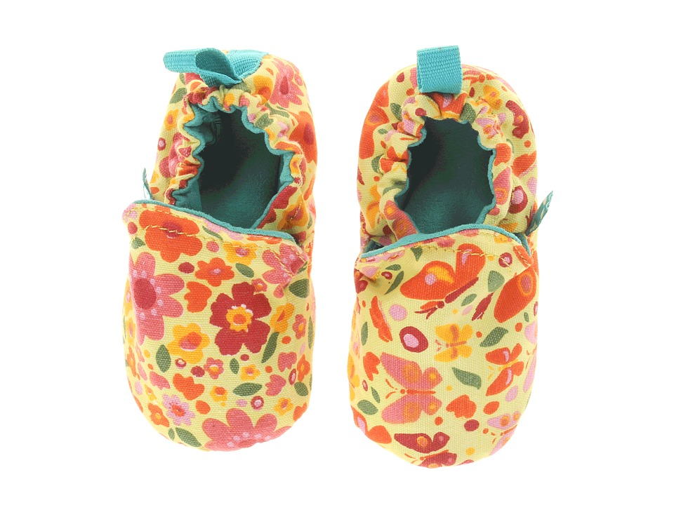 CHOOZE - Wee Chooze (Infant) (Spring Garden) Girl's Shoes
