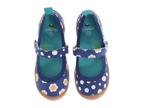 CHOOZE - Dance (Toddler/Little Kid) (Be Good Navy) Girls Shoes
