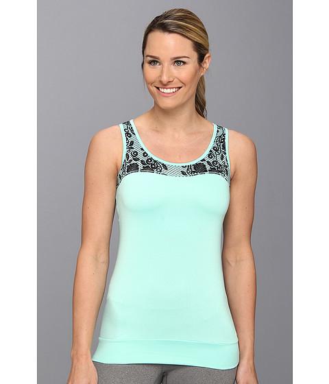 Ryka - Lace Tank (Mint Breeze) Women