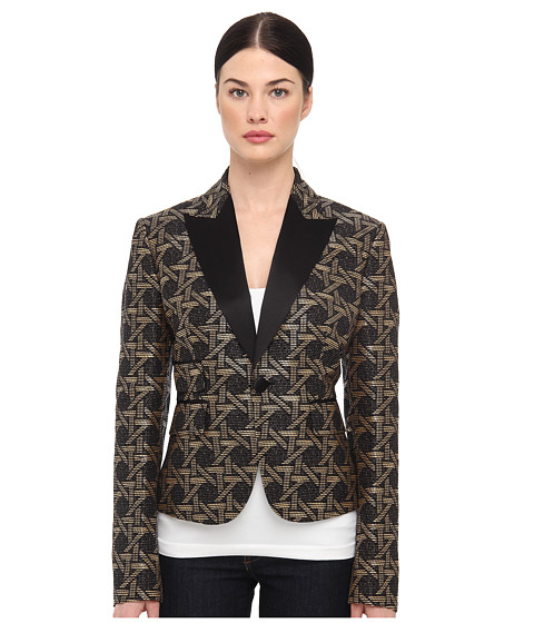 DSQUARED2 - Maggie Jacket (Black/Camel) Women