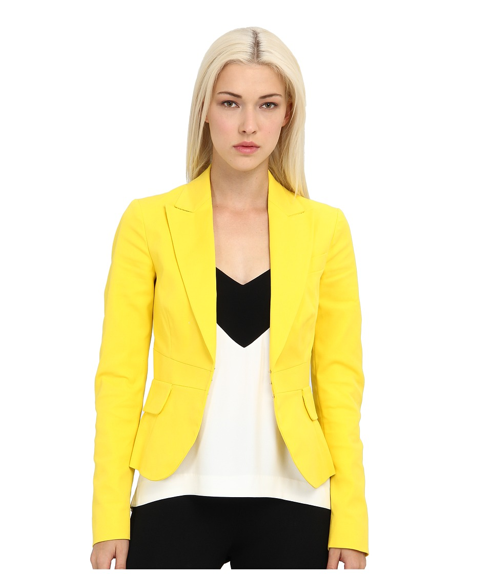 DSQUARED2 - Betty Jacket (Yellow) Women's Jacket