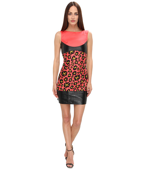DSQUARED2 - Mini Dress (Coral) Women