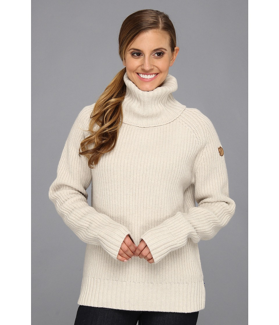 Fj llr ven - vik Roll Neck (Ecru) Women