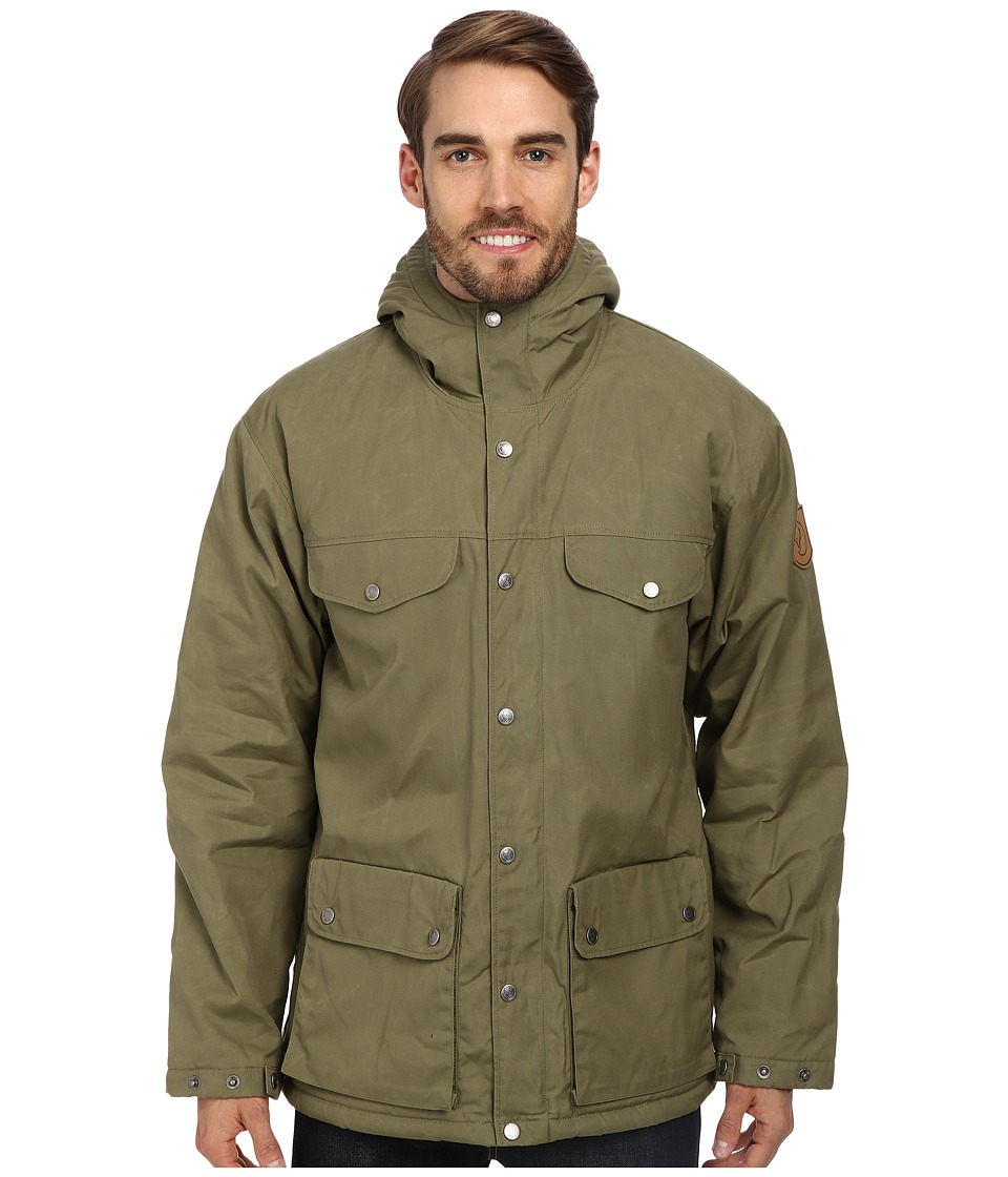 Fj llr ven - Greenland Winter Jacket (Green) Men