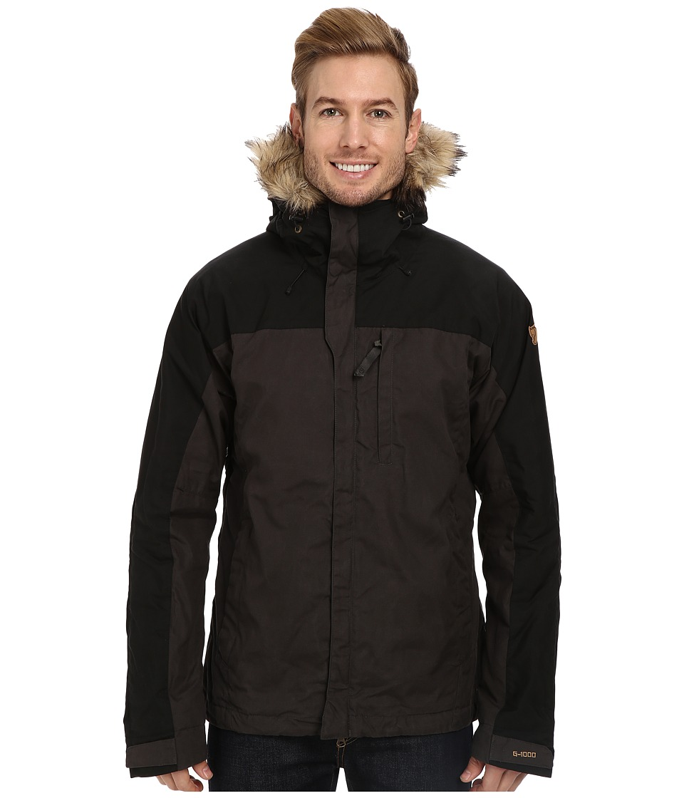 Fjallraven - Singi Loft Jacket (Dark Grey) Men's Coat