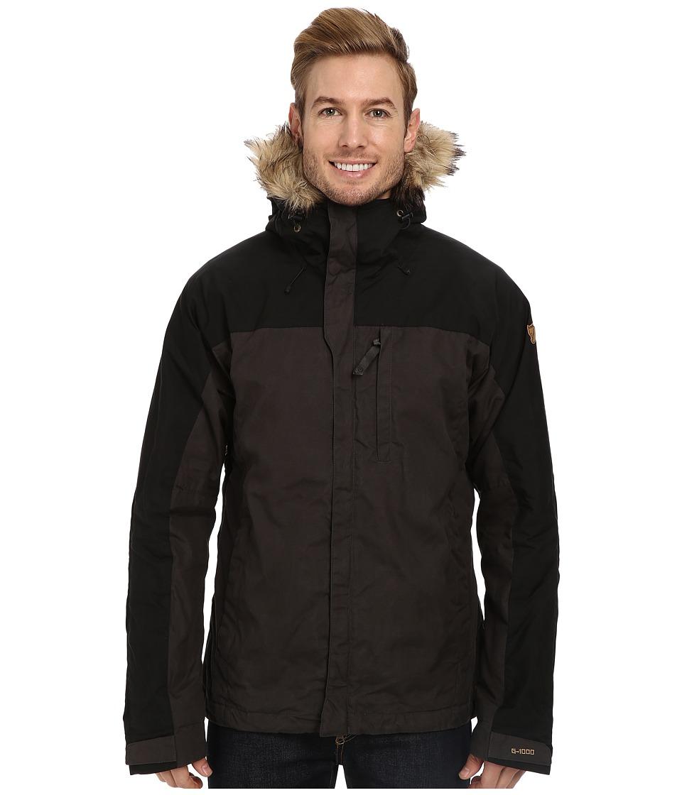 Fjallraven - Singi Loft Jacket (Dark Grey) Men's Coat