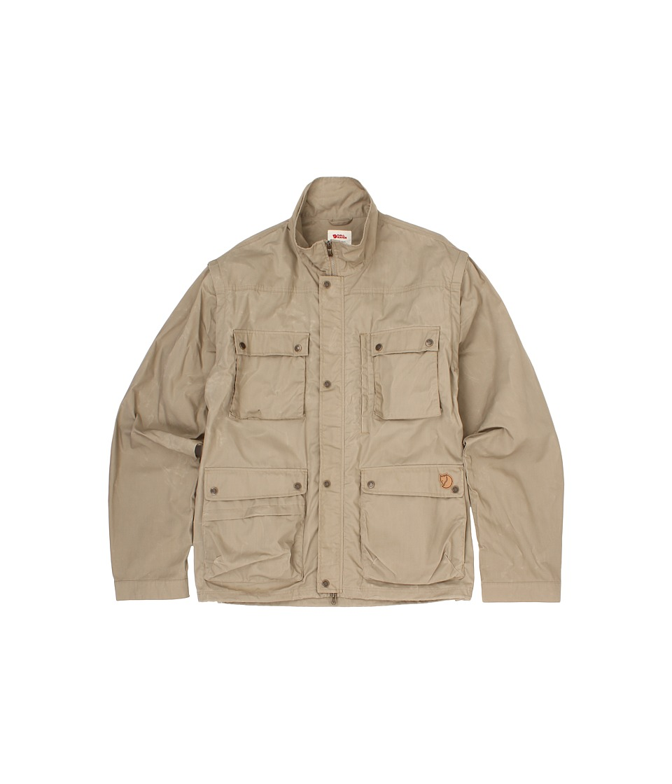 Fj llr ven - Reporter Lite Jacket (Light Khaki) Men's Coat