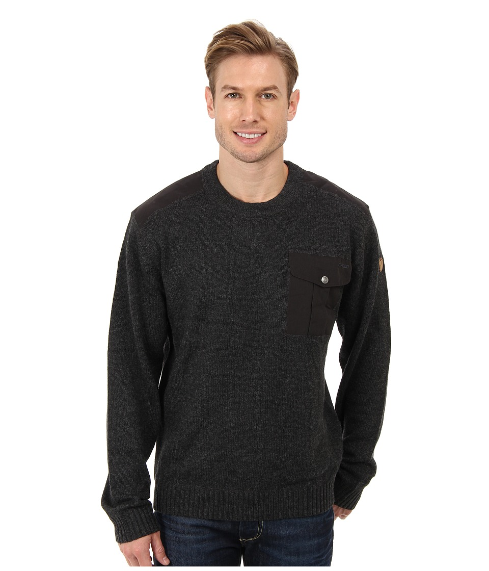Fj llr ven - Torp Sweater (Graphite) Men
