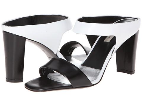 Paul Smith - Aria Heel (Black/White) Women's Shoes