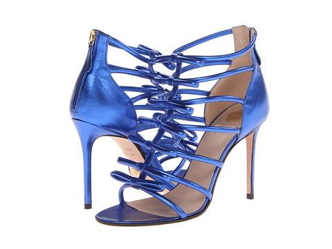 Viktor & Rolf - S49WP0101 SX8358 (Electric Blue) High Heels