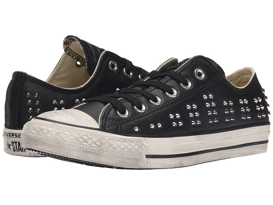 Converse - Chuck Taylor All Star Elevated Studs (Black/Silver) Women's Shoes