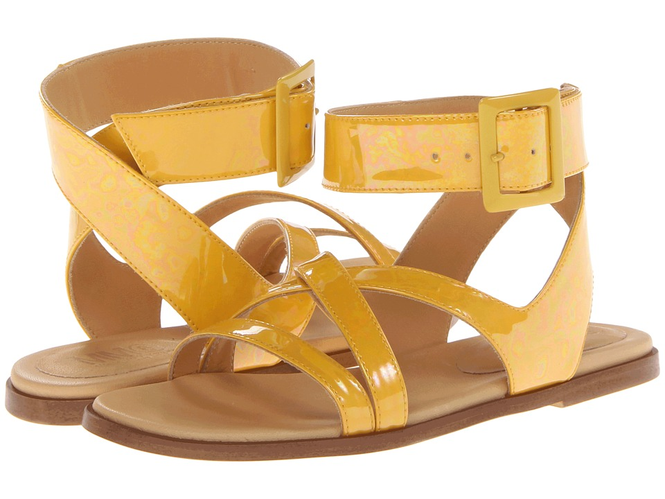 MM6 Maison Margiela - S40WP0044SX8347 173 (Yellow) Women