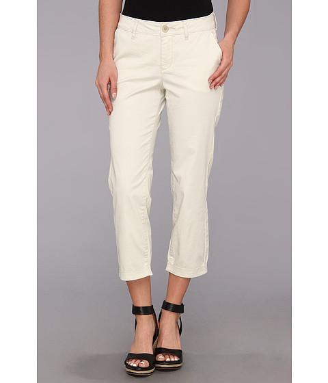 Jag Jeans - Cora Slim Crop Fine Line Twill (Beach Sand) Women