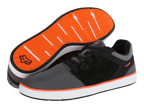 Fox - Motion Scrub Fresh (Black/Grey) Men's Skate Shoes